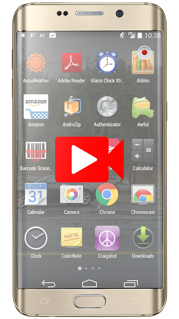 #8. Total Screen Recorder (Android)