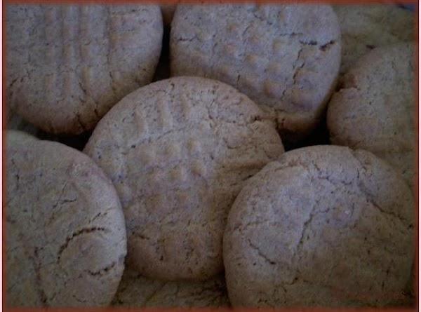 Gingernuts Recipe