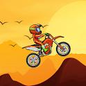 Moto X3M hill Bike Racing icon