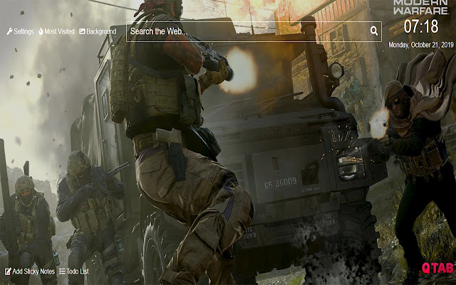 Call Of Duty Modern Warfare Wallpapers