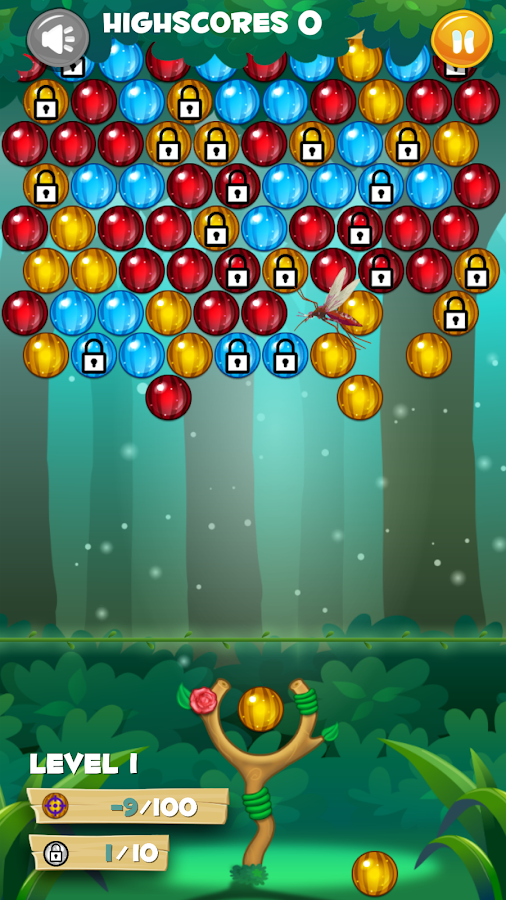 MalariaSpot Bubbles- screenshot
