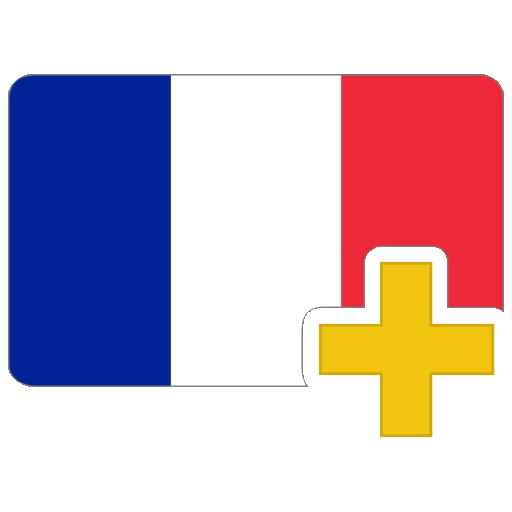 Французский плюс (free) Icon