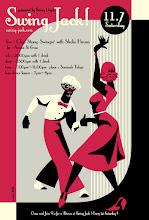 Photo: a flyer design for Swing Jack !