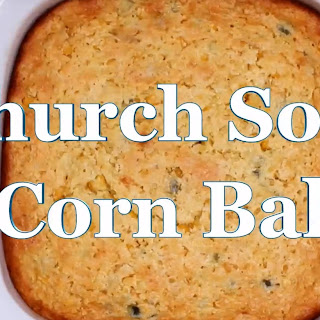 Church Social Corn Bake