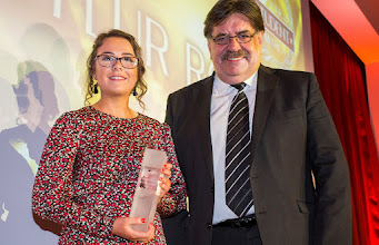 Local students shine at NPTC awards