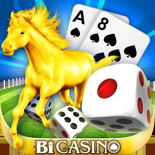 BI Casino (Pok9,ม้าแข่ง,ไฮโล) 博奕 App LOGO-硬是要APP