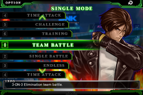 THE KING OF FIGHTERS-A Mod Apk 2012 1
