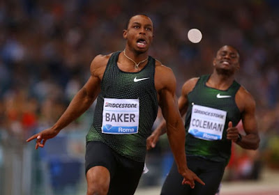 Meeting de Paris : Ronnie Baker effectue la meilleure performance mondiale de l'année sur 100m