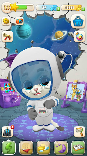 Oscar the Cat - Virtual Pet 2.1 screenshots 5