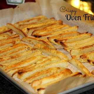 Crispy Oven Fries (with 2 Great Tips to Make Them Crispy!) Recipe