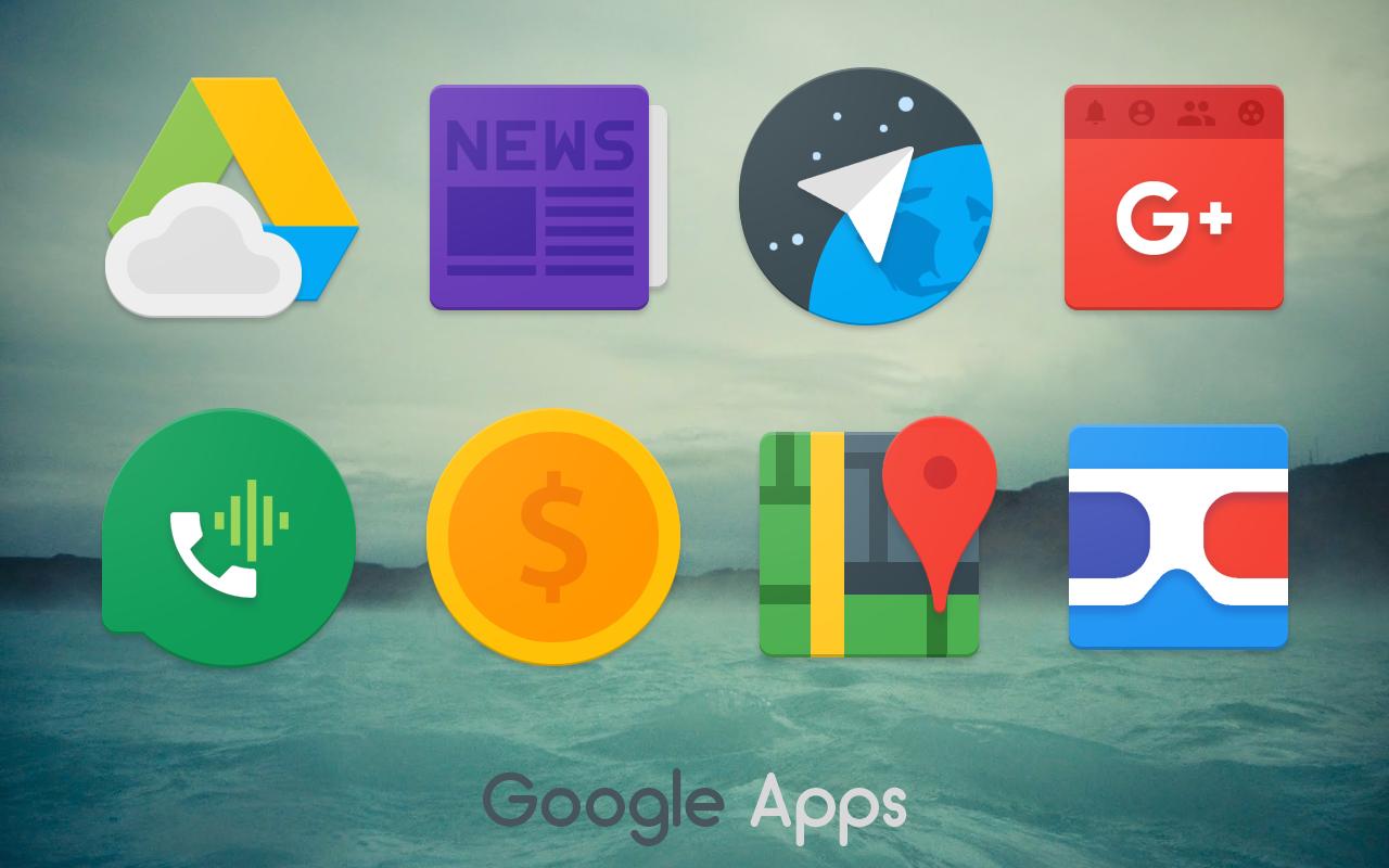 Icon pack google play / Le bon coin 05 location vacances