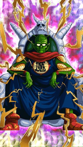 恐怖の再来・ピッコロ大魔王(老)