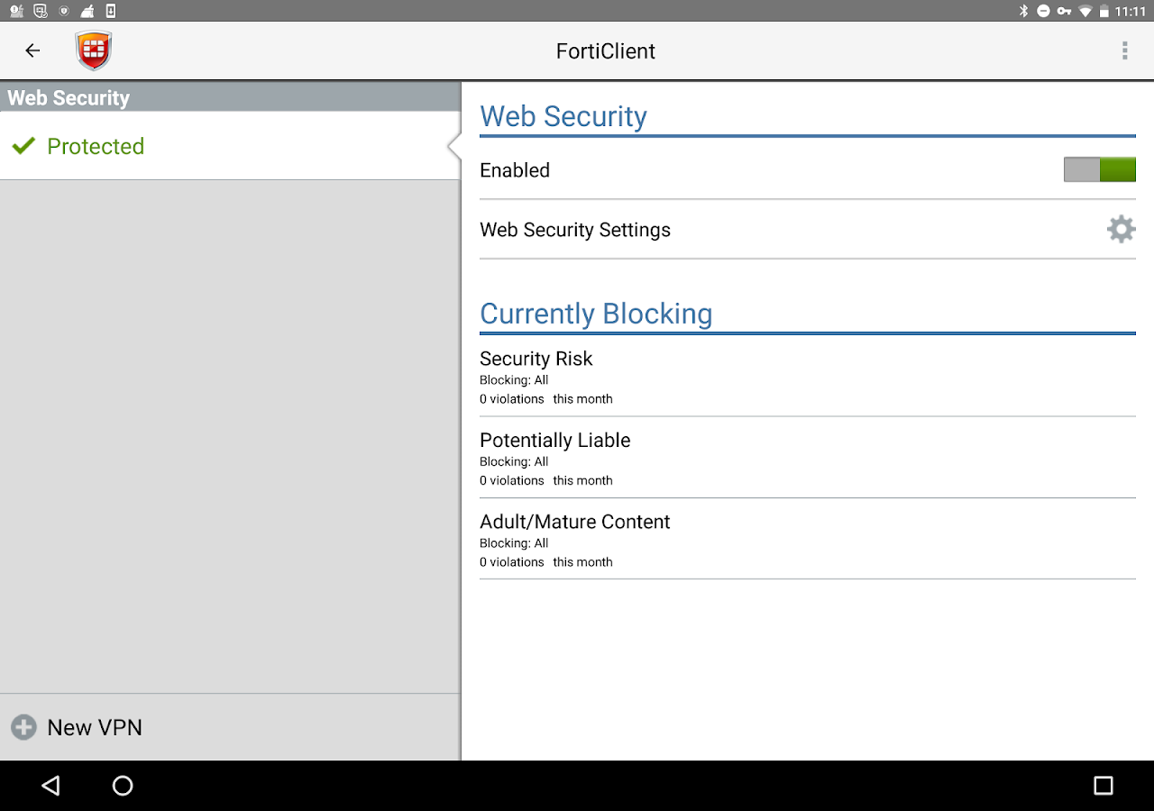Forticlient vpn for windows 8 1 64