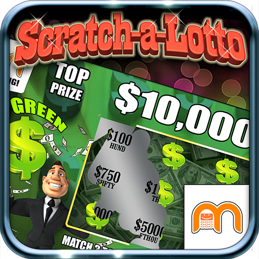 Scratch a Lotto Scratchcards (game)