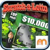 Scratch a Lotto Scratchcard Lottery Cash FREE