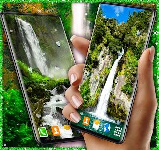 Waterfall Live Wallpaper 💧 Water 4K Wallpapers 3