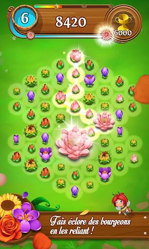 Blossom Blast Saga  captures d'écran 1