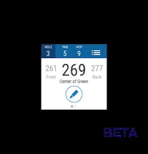 GolfNow - GPS Rangefinder - screenshot thumbnail