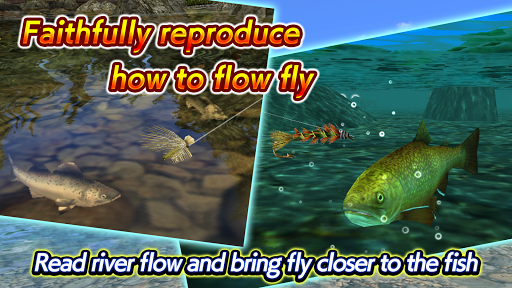 Code Triche Fly Fishing 3D II APK MOD (Astuce) screenshots 1