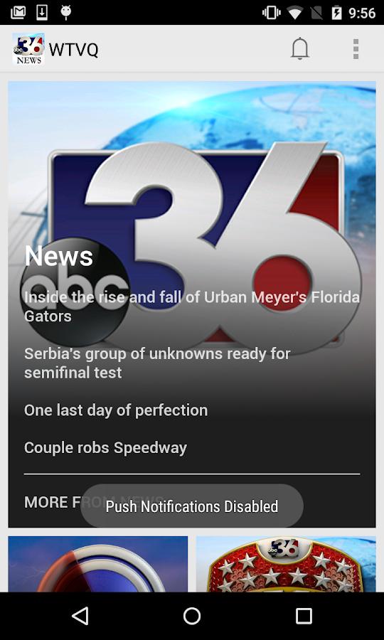 ABC 36 WTVQ- screenshot