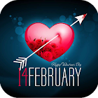 Valentine day sms - valentine messages icon