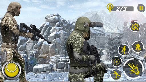 Fort Royale Battle Frontline Combat Shooting Arena 1.0.2 screenshots 3