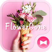 Cute Wallpaper Flower Cone