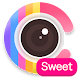 Sweet Candy Camera - beauty selfie photo editor - Androidアプリ