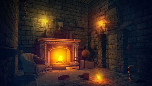 لالروبوت Escape Games: Fear House 2 PRO ألعاب screenshot