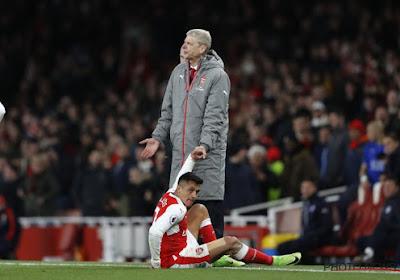 """Wenger pas confiant pour Sanchez: """"Ce n'est pas une situation idéale"""""""