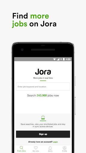 Jora Jobs - Job Search, Vacancies & Employment  screenshots 1