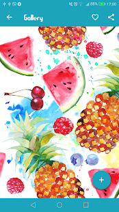 Watercolor Wallpaper - náhled