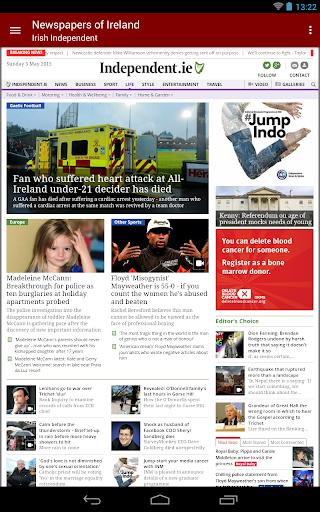 Ireland Newspapers 1.7.1 screenshots 8