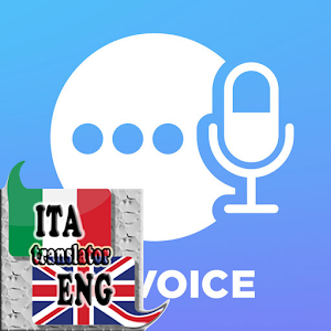Italian - English voice translator APK Download for Android