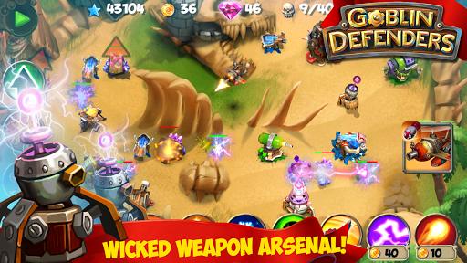 TD: Goblin Defenders - Towers Rush 1.2 screenshots 7