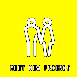 meet new people on snapchat