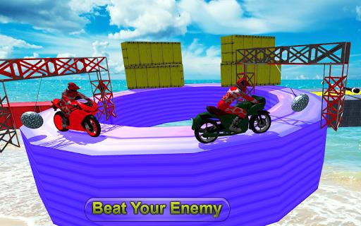 Racing Moto Bike Stunt : Impossible Track Game 1.7 Cheat screenshots 5