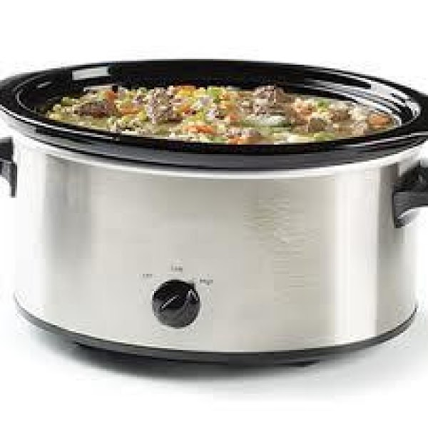 In crock pot, cook on high  for about 1 1/2 hours more or...