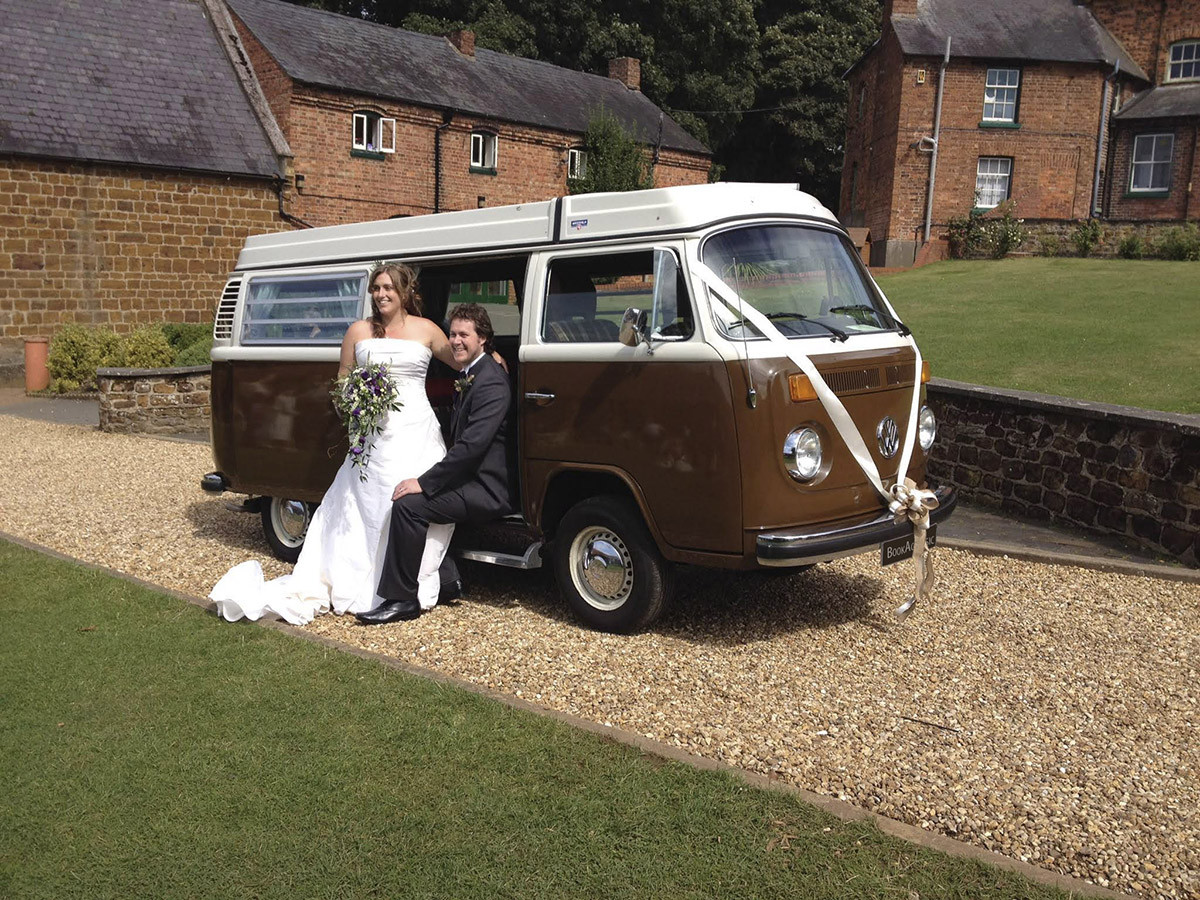 Volkswagen Westfalia Hire Oxford
