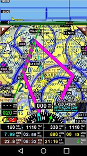 FLY is FUN Aviation Navigation Screenshot