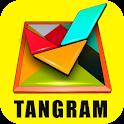 Tangram Puzzles Free icon