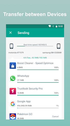 App Backup & Restore Pro  screenshots 5