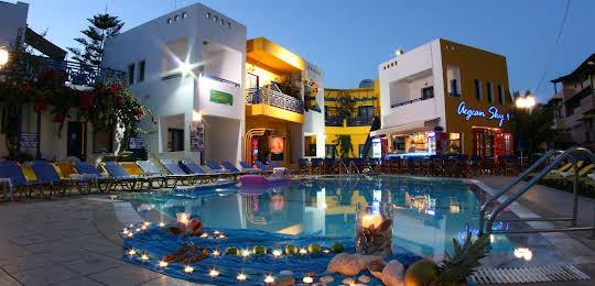 Aegean Sky Hotel-Suites