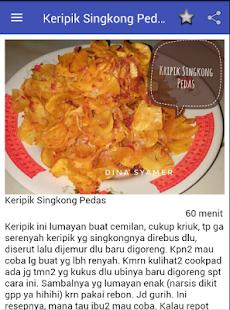 Aneka Keripik Singkong - náhled