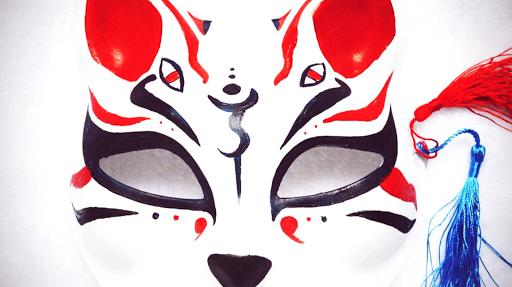 kitsune japon porte bonheur