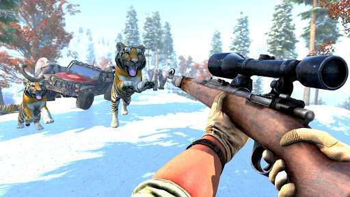 Wild Animal Hunting 2020: Hunting Games Offline android2mod screenshots 4