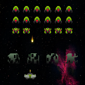 Invaders Deluxe - Retro Arcade Space Shooter FREE icon