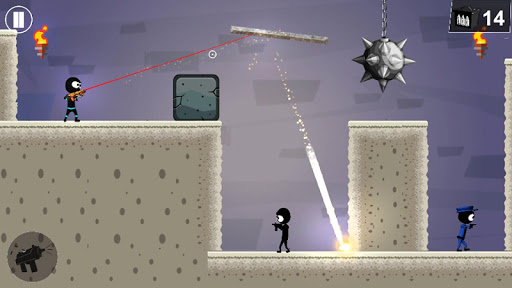 Stickman Shooter: Elite Strikeforce 6.7 screenshots 1