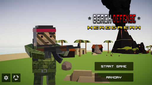 Beach Defense: Pixel Mini Shooting 1.0.0 {cheat|hack|gameplay|apk mod|resources generator} 1