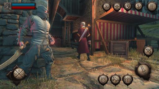 Ninja Samurai Assassin Hunter 2020- Creed Hero apktreat screenshots 2